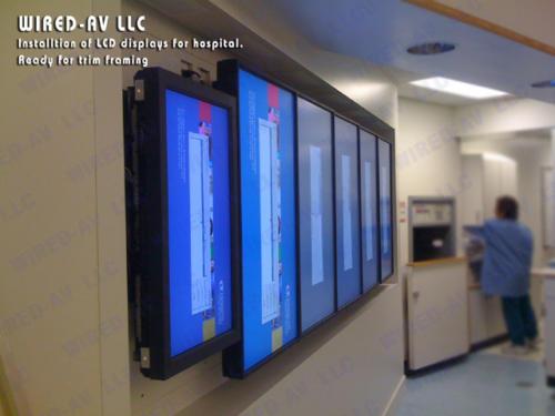 Childrens Hospital Digital Signage