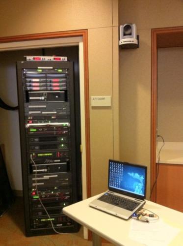 Fidelity Investments Equipment Rack Programming