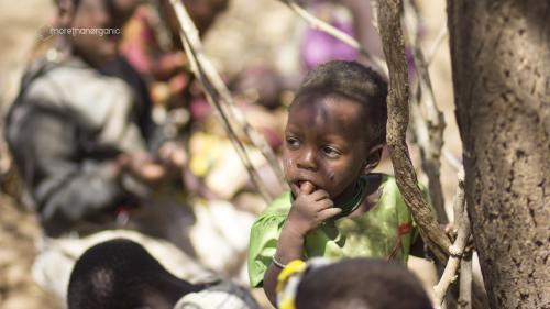 Hadzabe Child 1334 MTO